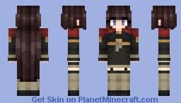 Kagura Minecraft Skin
