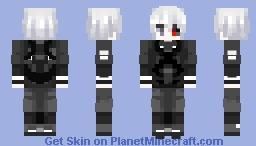 Best Tokyoghoul Minecraft Skins Planet Minecraft - Skins para minecraft pe de kaneki