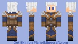 Khadgar Minecraft Skin