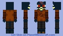 🌲~Mae Borowski~🌲 Minecraft Skin