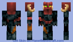 Daemon Prince Minecraft Skin