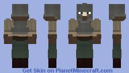 I don't know? Minecraft Skin