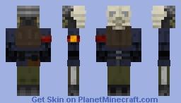 Metrocop 2003 Minecraft Skin