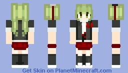 Monaca (EDIT) Minecraft Skin