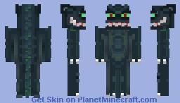 ﴾ξꭚꞕꝍ₮₮ἷ﴿ Lizard Minecraft Skin