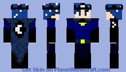 Prince Luna Minecraft Skin