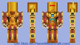 ﴾ξꭚꞕꝍ₮₮ἷ﴿  - Robot - Minecraft Skin