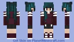 ~⋆ Scarlett Minecraft Skin