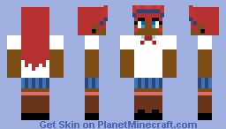 Toddy (Toy Freddy) Fnafhs Minecraft Skin