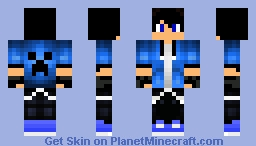 Hot boy Minecraft Skin