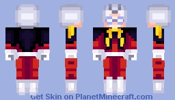 Lala, Please Show Me How... || Mobile Suit Gundam 0079 || Char Aznable (シャア・アズナブル) Minecraft Skin