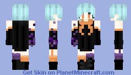 +~+ Shiny Mega Gardevoir +~+ Minecraft Skin