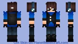 SIllypup Minecraft Skin