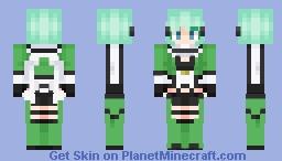 🅶🆄🅽 🅶🅰🅻🅴 🅾🅽🅻🅸🅽🅴 - 🆂🅸🅽🅾🅽 Minecraft Skin