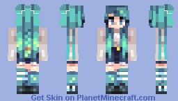 Øcean // st Minecraft Skin