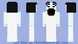 Slendrina Minecraft Skin
