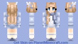 Winter Deer~ Remake Minecraft Skin