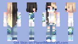 solitaire Minecraft Skin