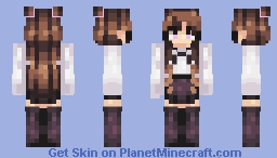 ii_Sweet || history of the entire world, i guess Minecraft Skin