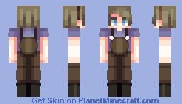Dig Dig Diggin' // ST Minecraft Skin