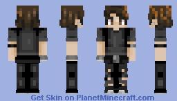 Jimin ~ BTS Minecraft Skin