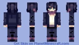 Dabi || Boku no Hero Academia Minecraft Skin