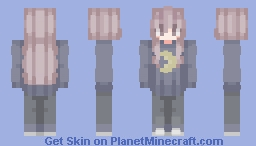🌟Think I'll miss you forever Like the stars miss the sun in the morning sky🌟 Minecraft Skin