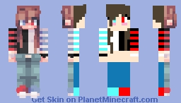 Remake Minecraft Skin