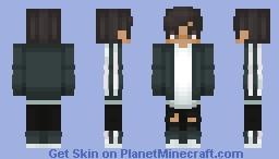A_Forgotten_User Minecraft Skin