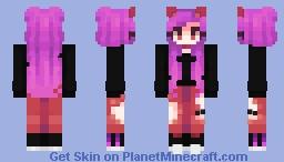 ⊼ Vivian ⊼ Minecraft Skin