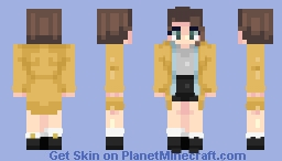 urban outfitters model Minecraft Skin