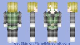 SSJ Gohan | Majin Buu Saga Minecraft Skin