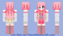 🌸Sakura🌸 Minecraft Skin