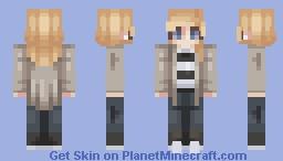 Moii Minecraft Skin