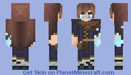 Mage | ✧ For Dovahkaal ✧ Minecraft Skin