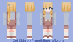 📚I know my ABCs 📚 Minecraft Skin