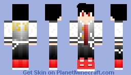 My Bro's Skin I made Minecraft Skin