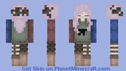 ૮ɦเɳεรε ɠเ૨ℓ ɮʏ ɛɖɛʟɛաɨʟʟ Minecraft Skin