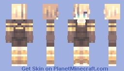 Christopher V2 Minecraft Skin