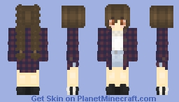 Country Girl Minecraft Skin