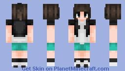 vick Minecraft Skin