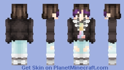 BTS - JHope (Fake Love) Minecraft Skin