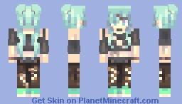 I N C E P T I O N Minecraft Skin
