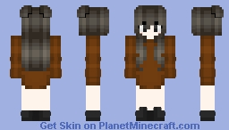 For Ratchet55 Minecraft Skin