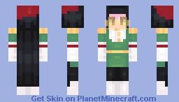 Emara: Emirates Hero Minecraft Skin