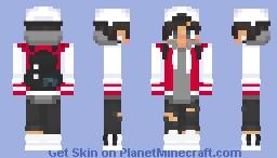 bandaid boy Minecraft Skin