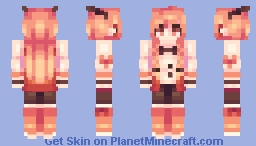 Words | Beverly Minecraft Skin