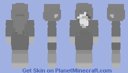 Unknown (rp updated) Minecraft Skin