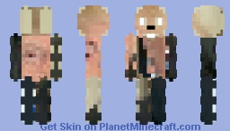 Trumpy Minecraft Skin