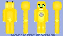 Funtime Spring Bonnie Minecraft Skin
